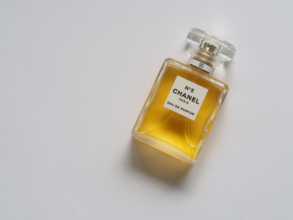 chanel perfume bottle