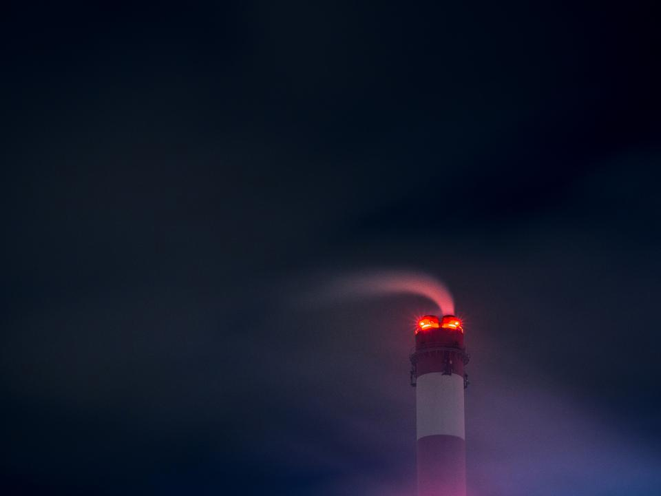 Free stock photo of chimney smoke