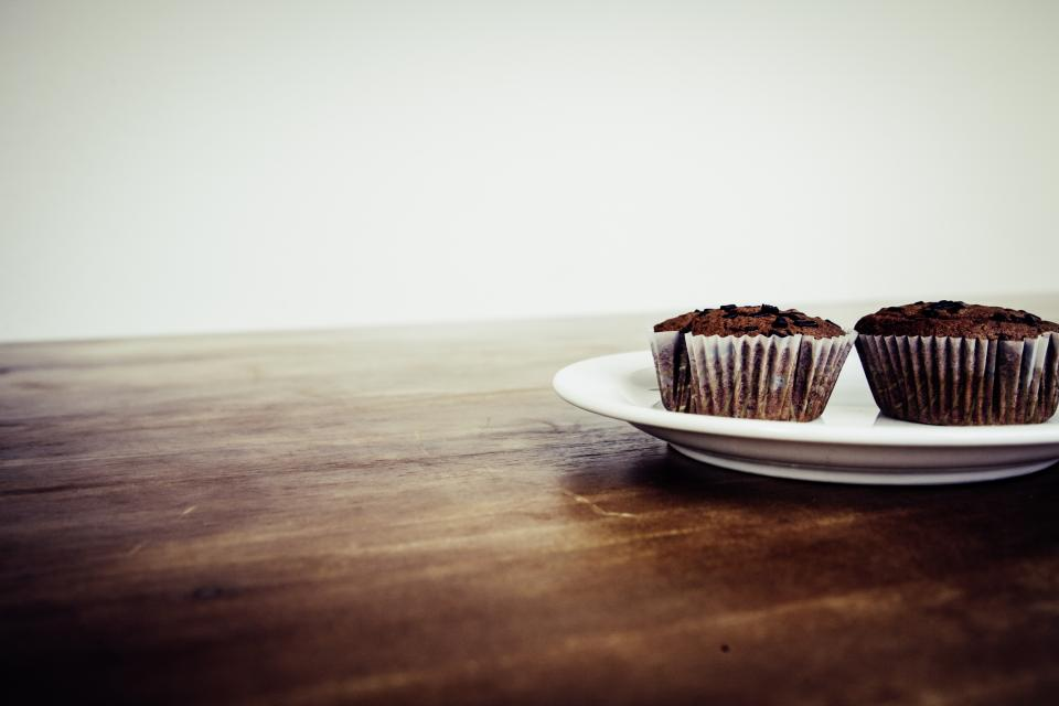 chocolate cupcake food