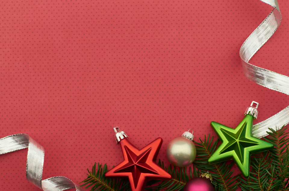 Free stock photo of christmas garland