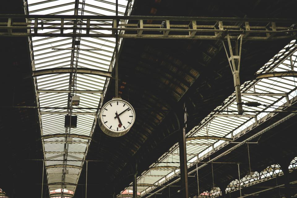 Free stock photo of clock time