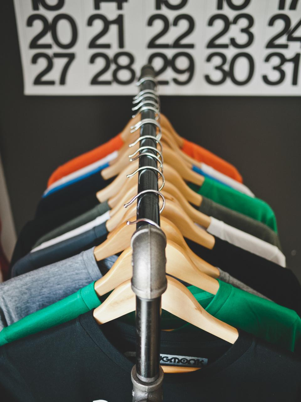 Free stock photo of clothes shirts