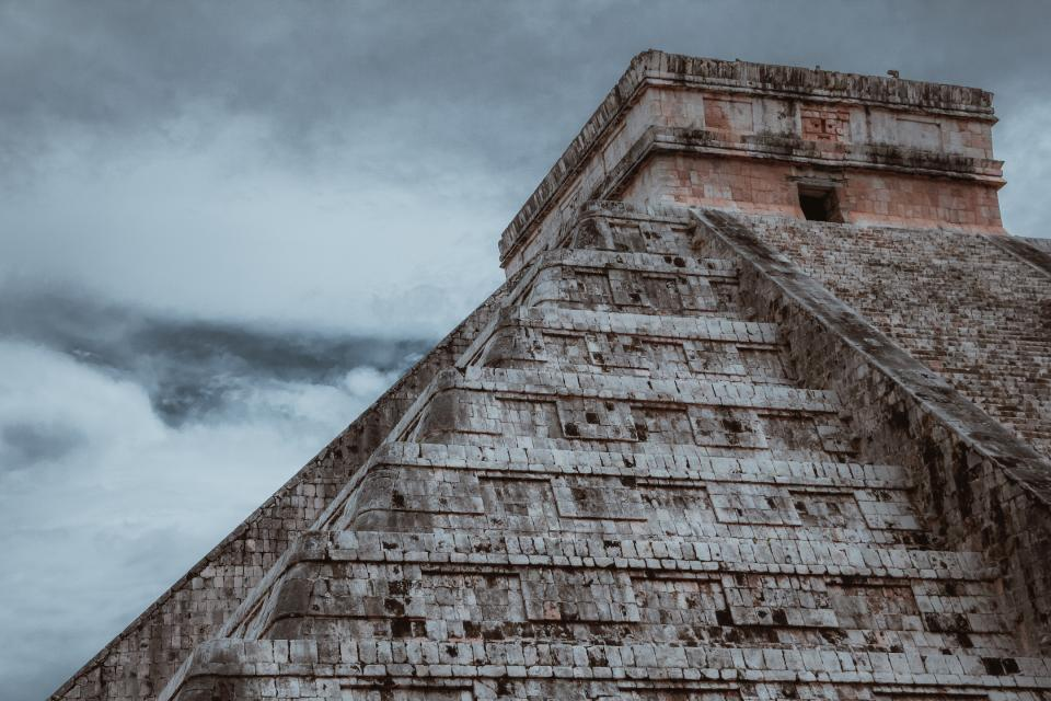 Free stock photo of coba mayan