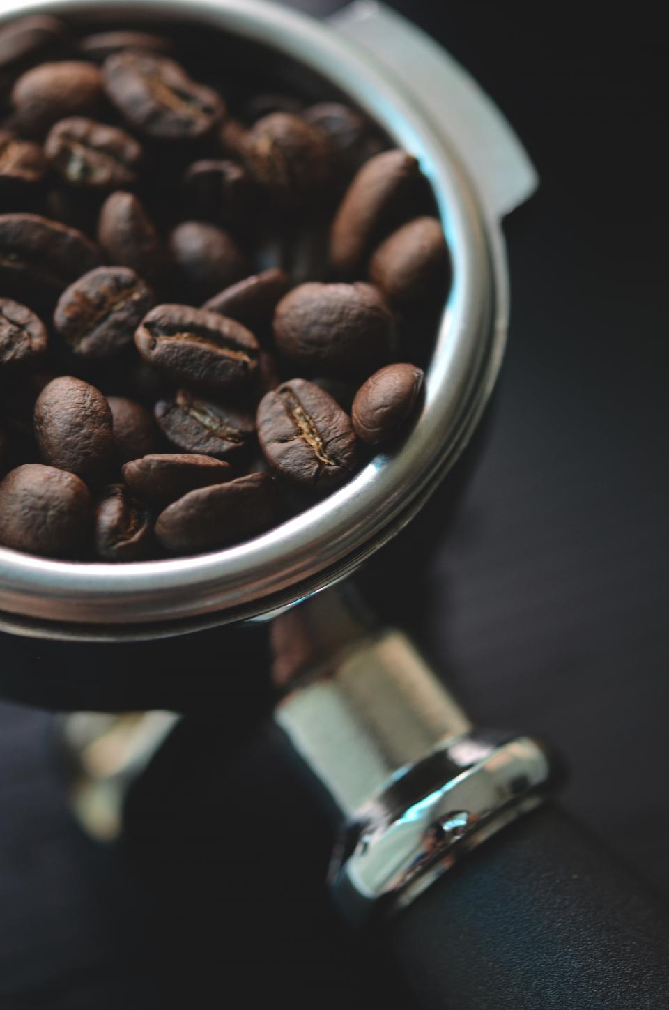 Free stock photo of coffee bean