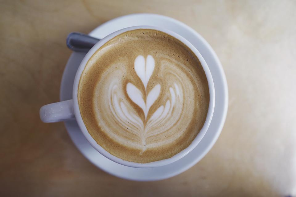 coffee caffe latte
