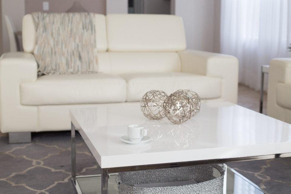 coffee table interior