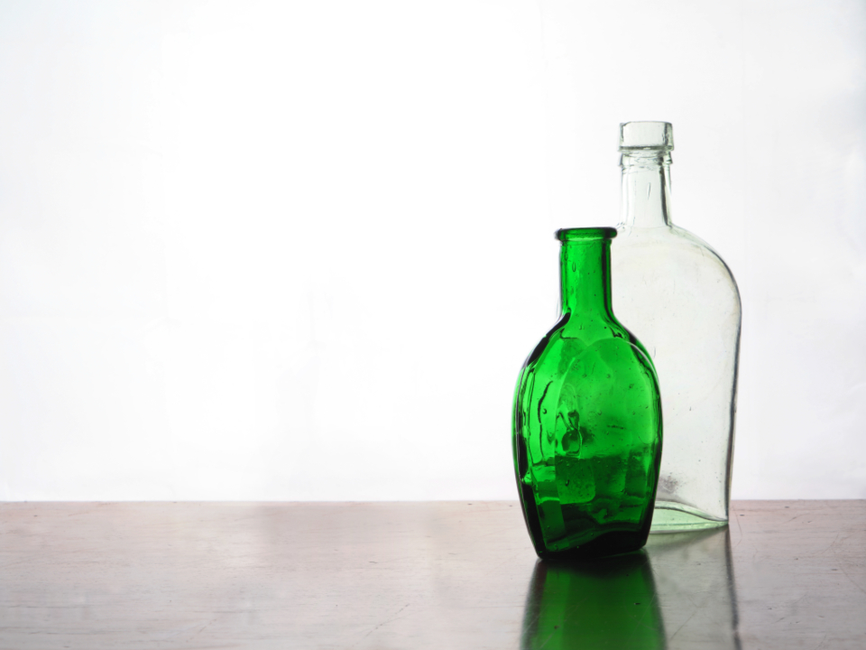 Free stock photo of colored bottles