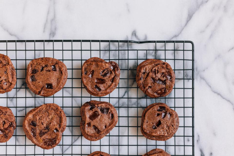Free stock photo of cookie biscuit