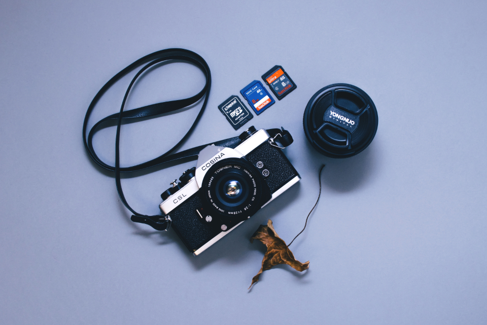 cosina analogue camera