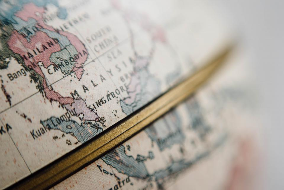Free stock photo of country continent