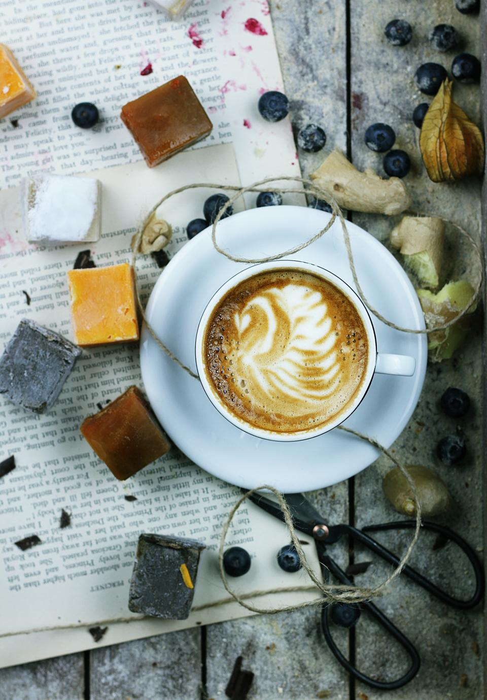 Free stock photo of cup saucer