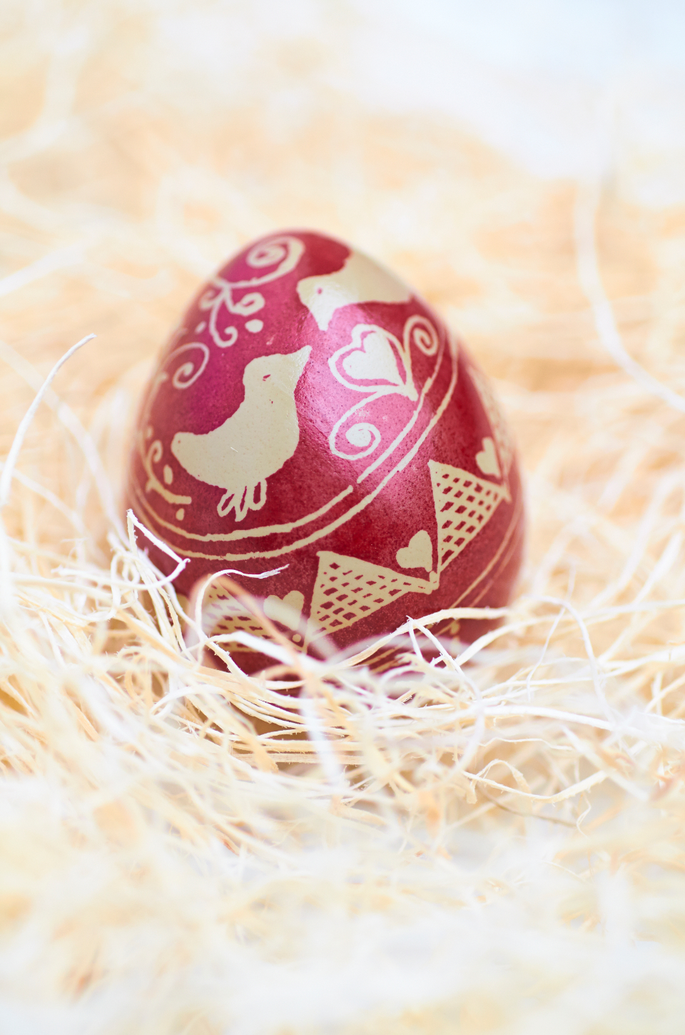 decorative easter handmade