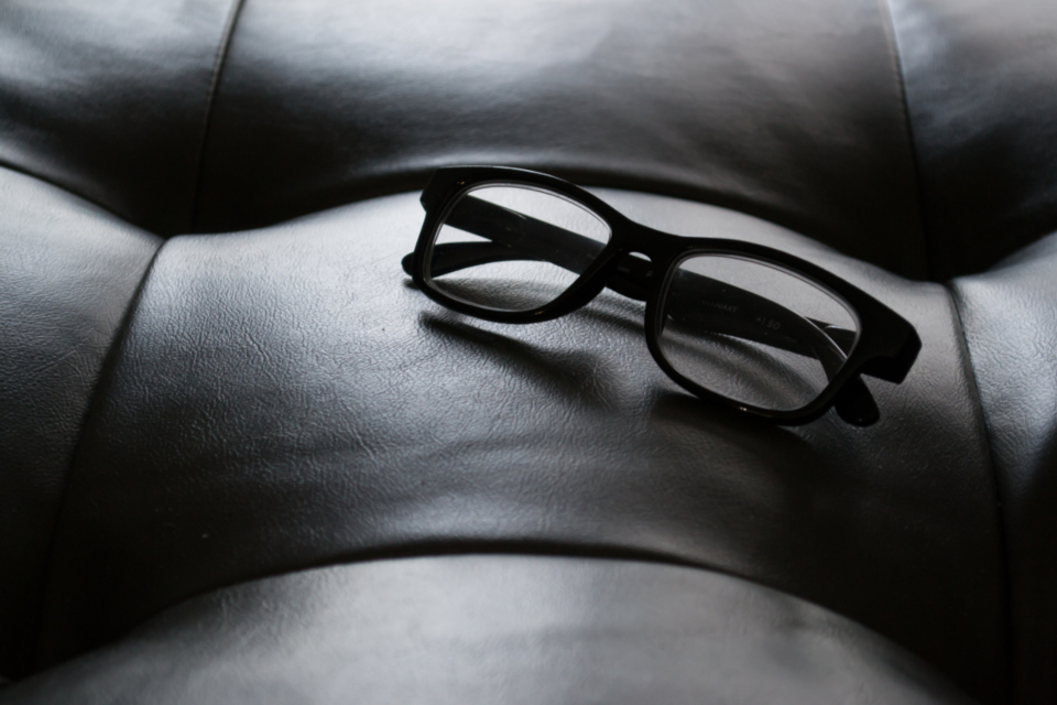 designer glasses background