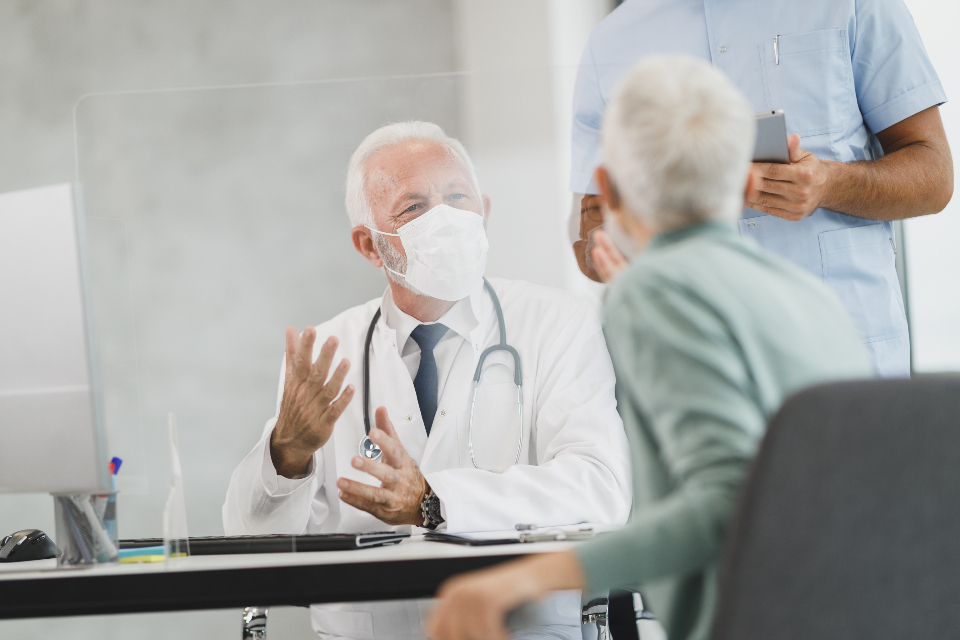 Free stock photo of doctor mask