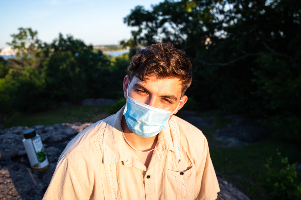 Free stock photo of face mask