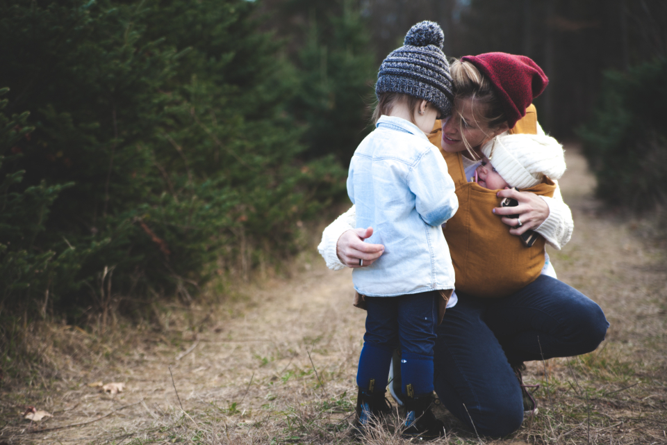 Free stock photo of family mother