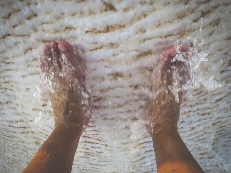 Free stock photo of feet foot