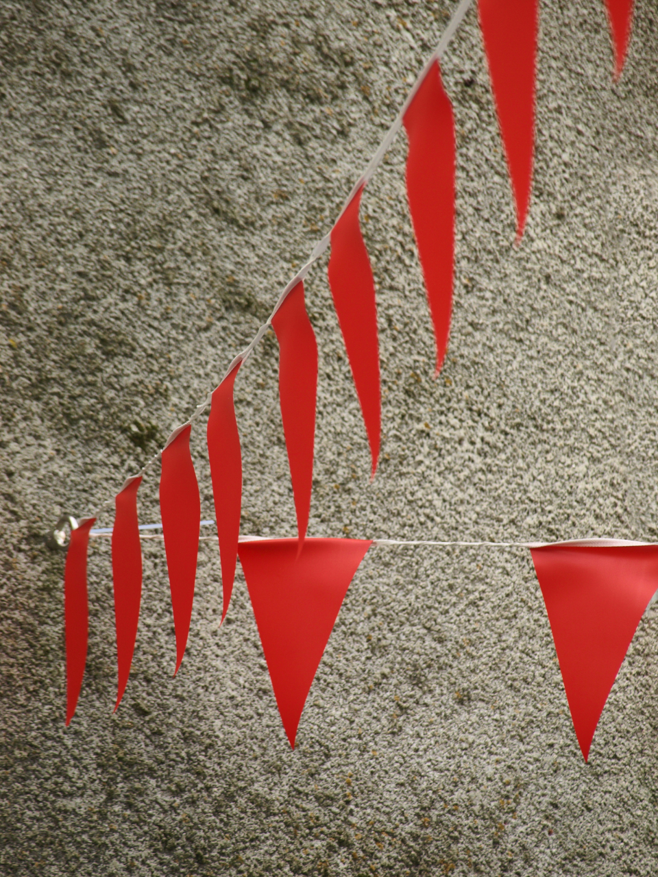 Free stock photo of flag bunting