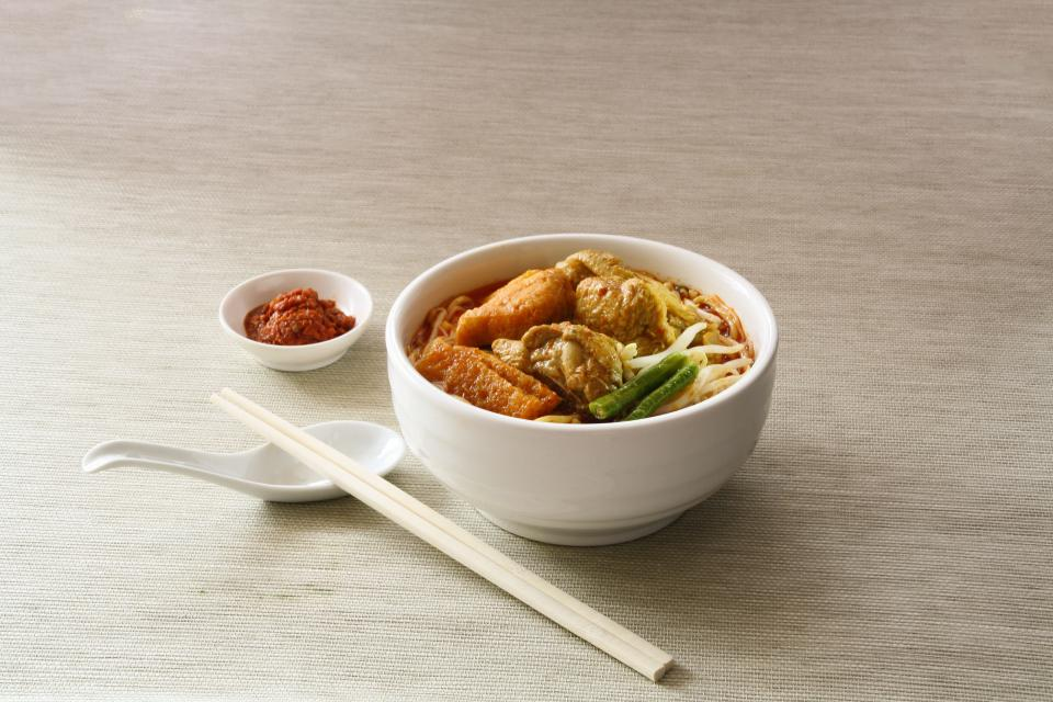 food noodle soup