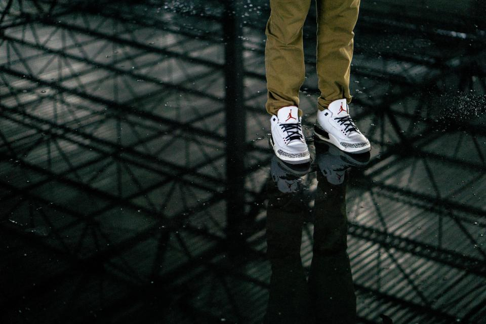Free stock photo of footwear shoes