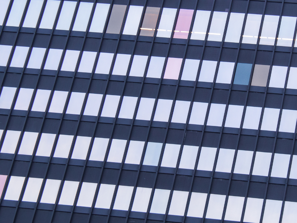 Free stock photo of glass building