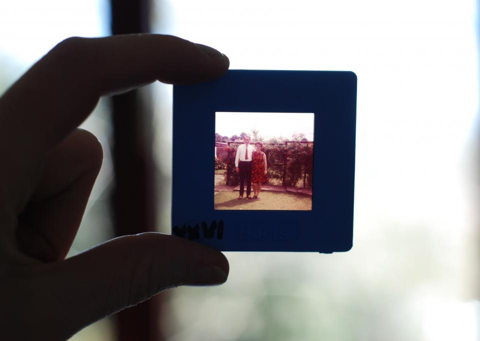 hand frame picture