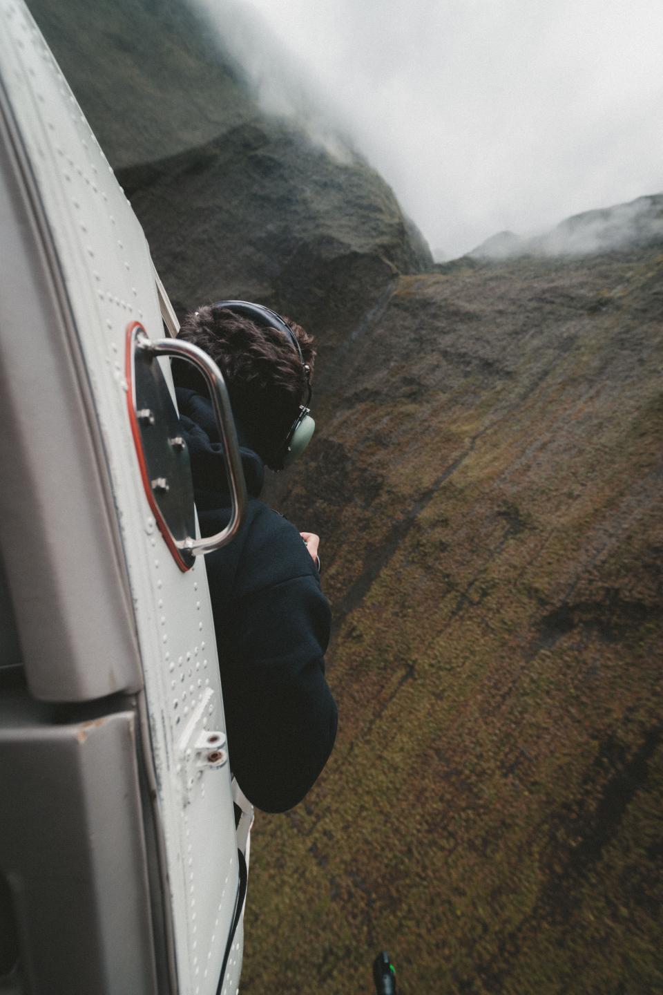 helicopter aircraft flight