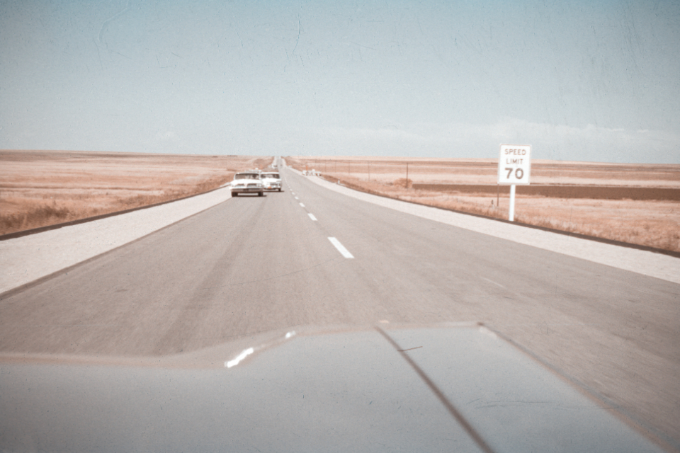Free stock photo of highway car