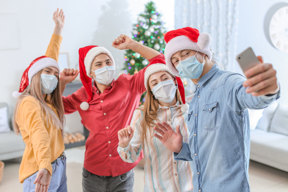 Free stock photo of holiday coronavirus