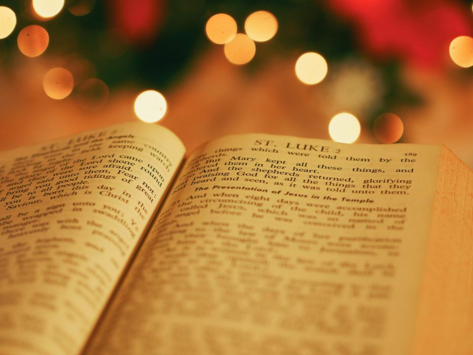 Free stock photo of holy book