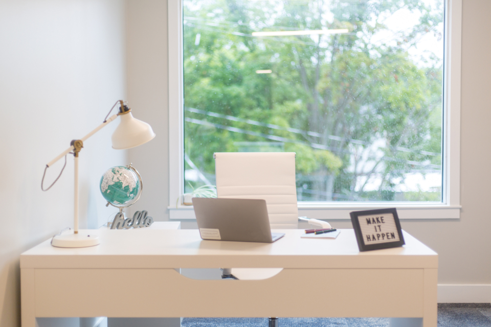 Free stock photo of home office