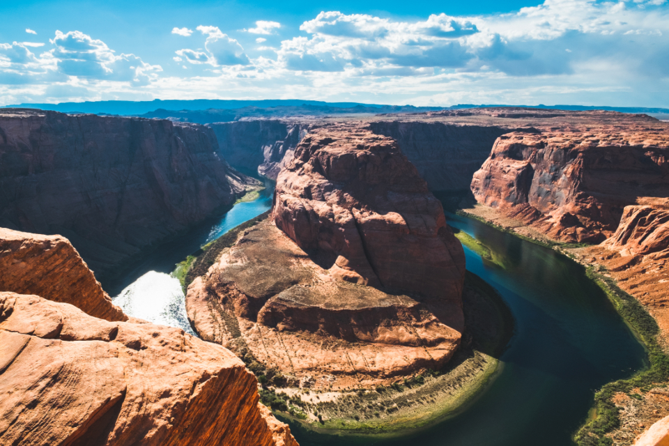 horseshoe bend arizona river