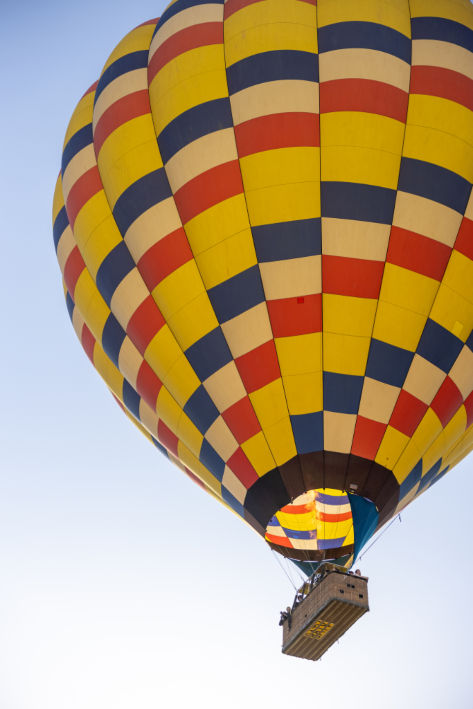 Free stock photo of hot air