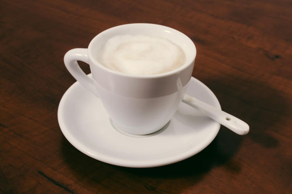 hot drink white
