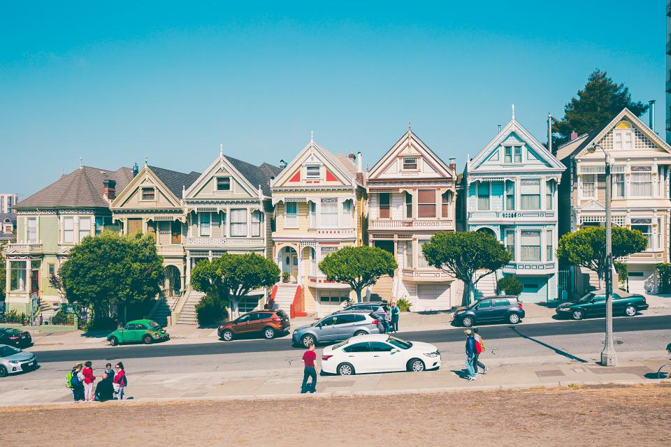 Free stock photo of house houses