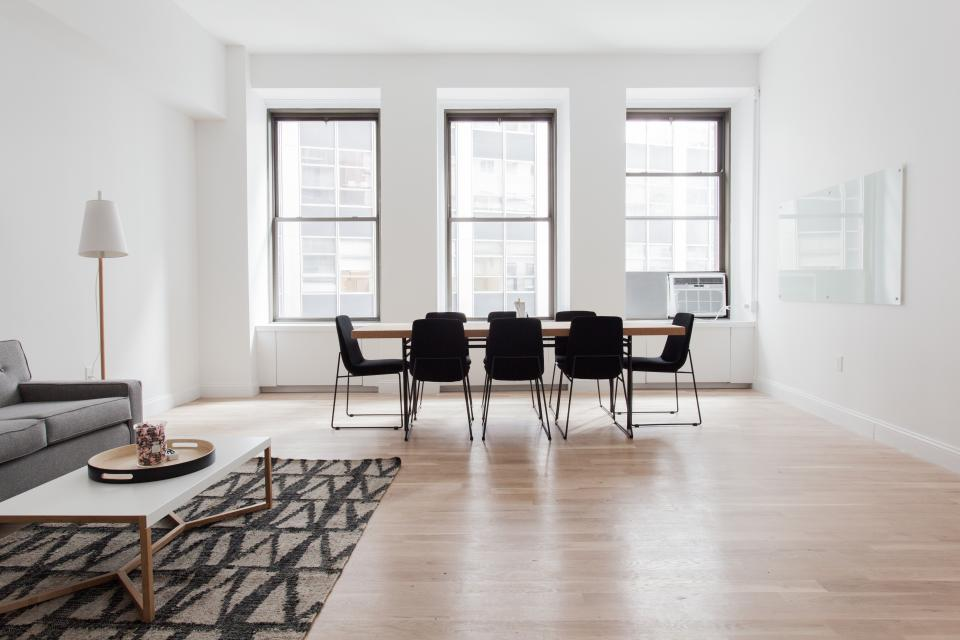 interior table chairs