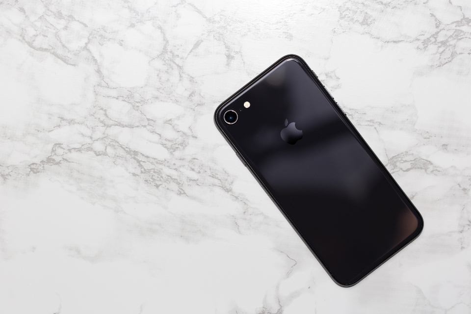 Free stock photo of iphone marble