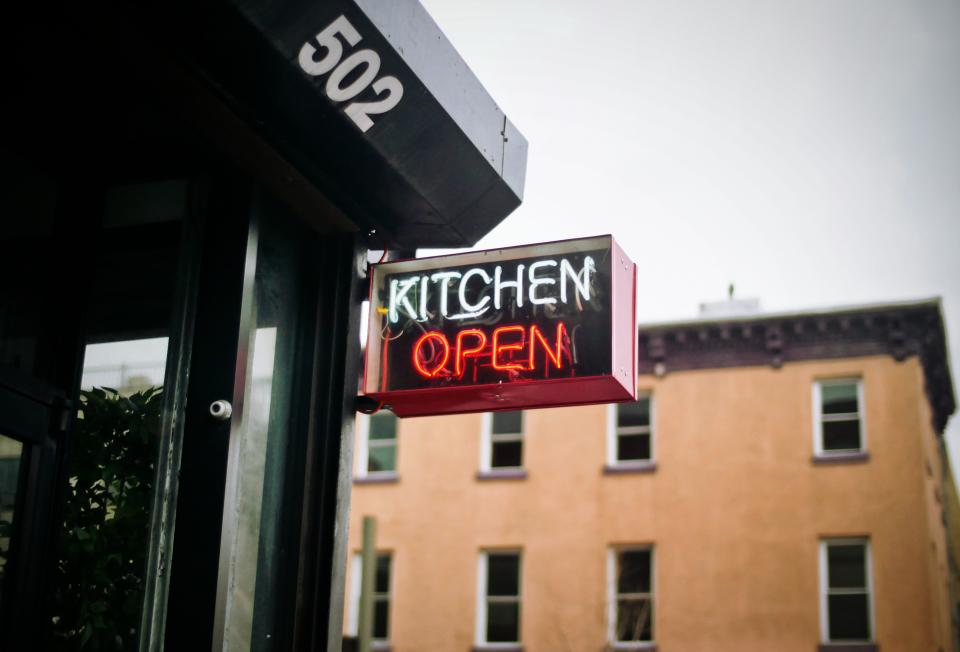 Free stock photo of kitchen open
