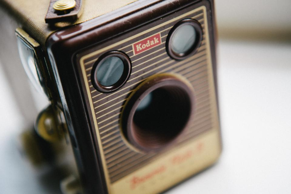 kodak camera brownie