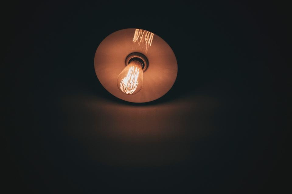 Free stock photo of lamp light