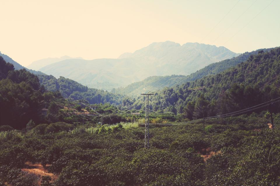 Free stock photo of landscape mountains