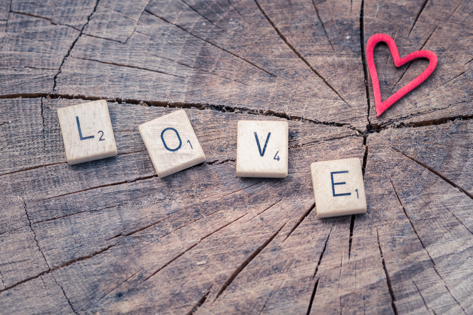 Free stock photo of love letters
