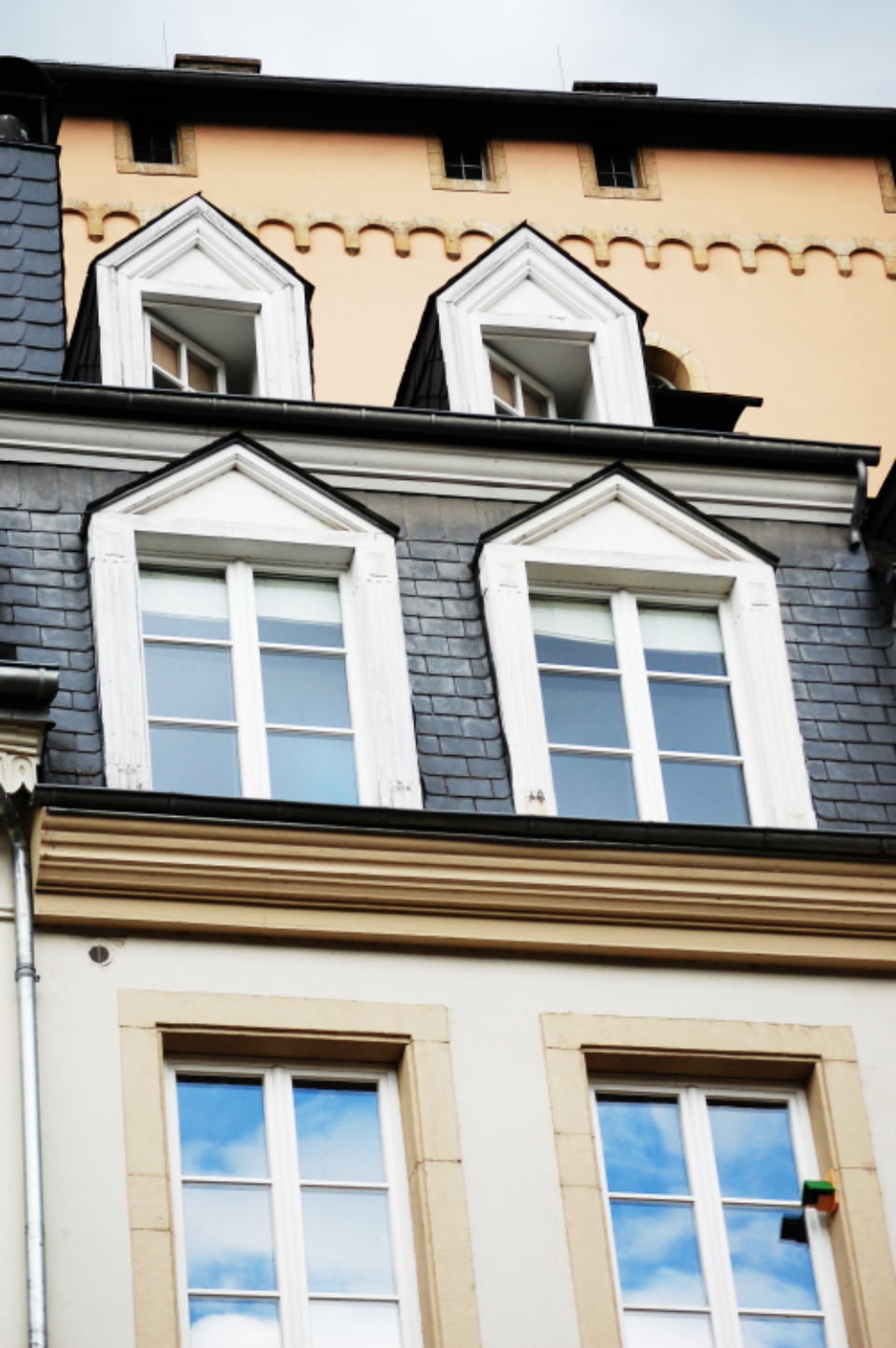 luxembourg windows houses