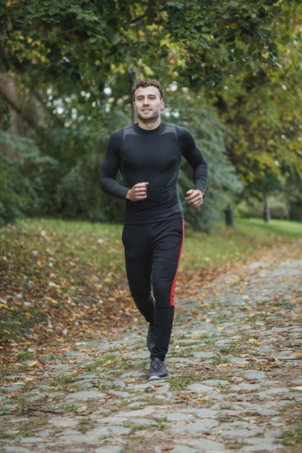 male running fitness