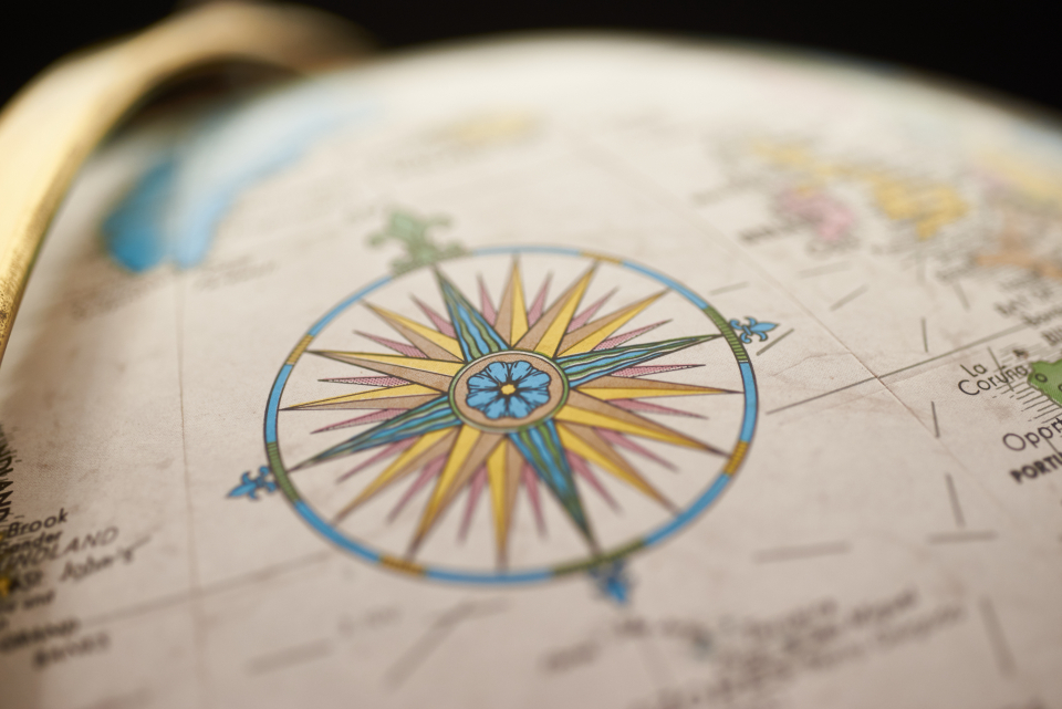 Free stock photo of map travel