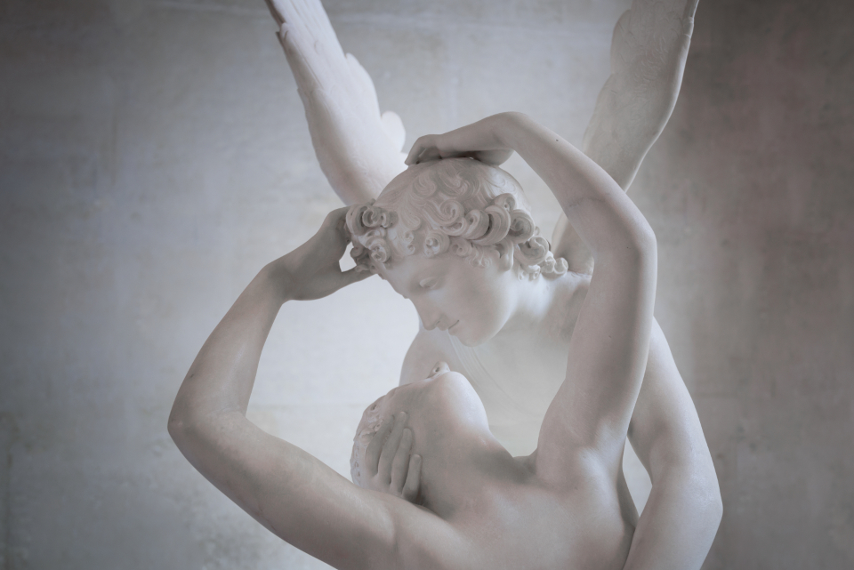 Free stock photo of marble statue