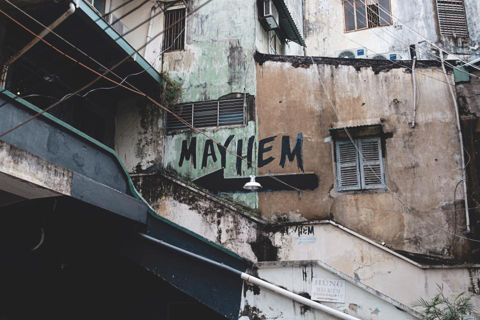 mayhem house lifestyle