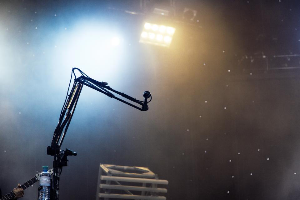 microphone music concert