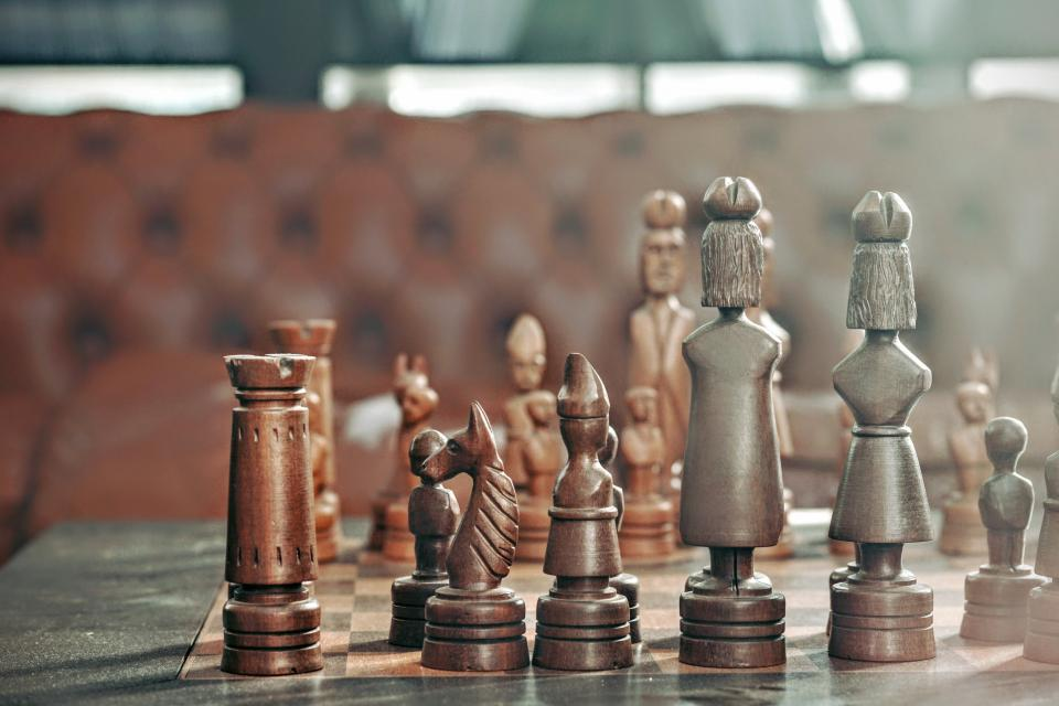 Free stock photo of mind games