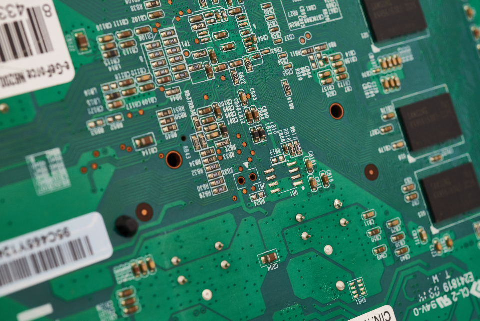 motherboard circuits computer